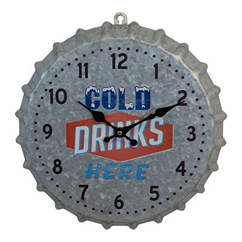 - VIP Bottle Cap Wall Clock
