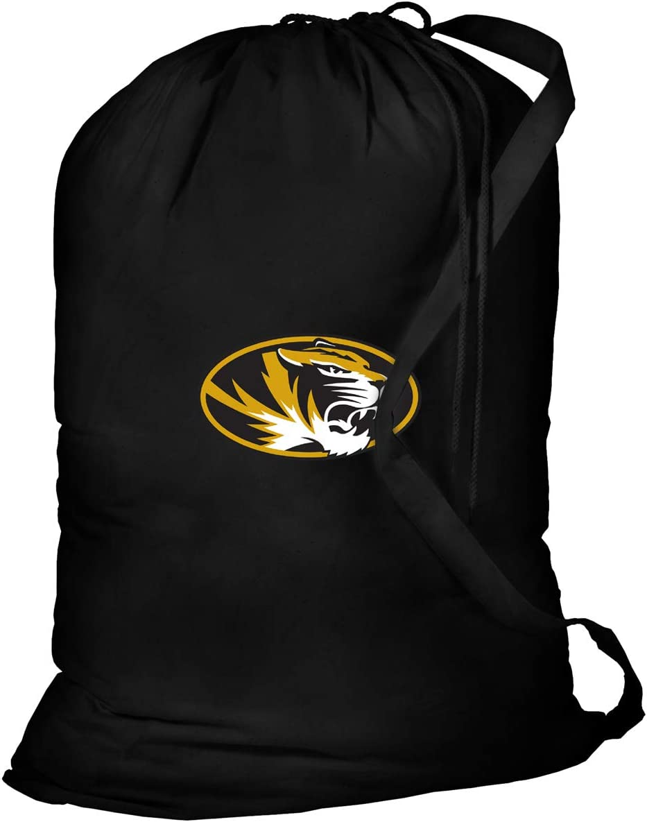 Broad Bay University of Missouri Laundry Bag Mizzou Clothes Bags