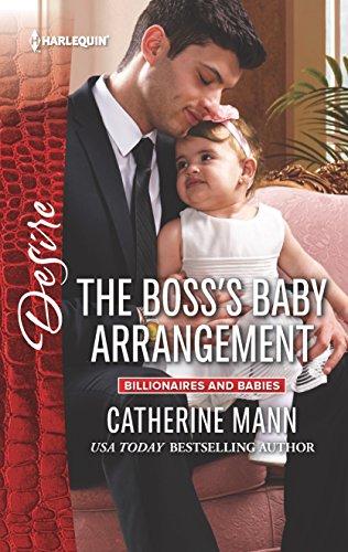 - The Boss's Baby Arrangement (Billionaires and Babies)