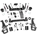 """Rough Country 6"""" Lift Kit Fits 2012-2018 [ Dodge ] Ram 1500 4WD Suspension System 33230 Suspension System"""