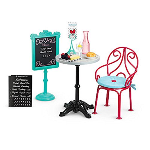 American Girl Grace - Grace's Bistro Set for Dolls - American Girl of 2015 by American Girl