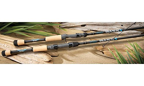 St Croix Bass X Casting Rods (MHF, 7'1')