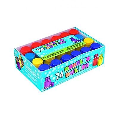 Unique Industries Bubbles Assorted Colors: Toys & Games