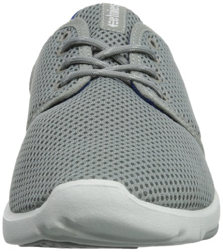 Gris grey white Etnies Baskets Scout Homme 370 Basses IwWO4zHSzq