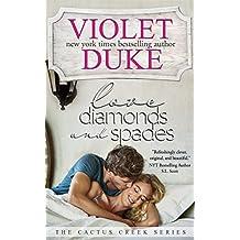 Love, Diamonds, and Spades: Rylan & Quinn (Cactus Creek Book 2) (English Edition)