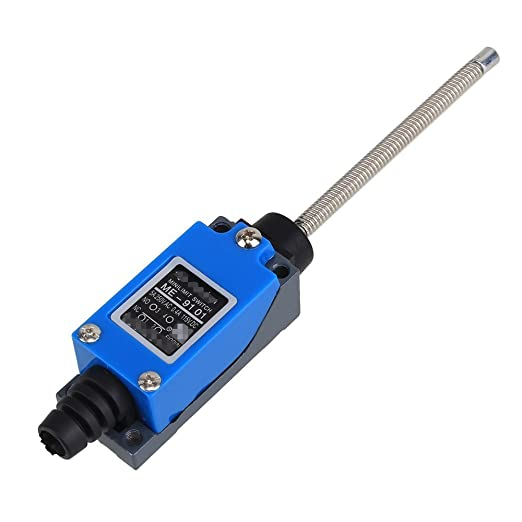 ME-9101 NO NC Flexible Coil Spring Actuator Enclosed Limit Switch: Amazon.com: Industrial & Scientific