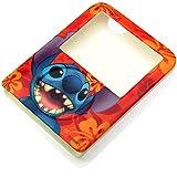 Rix i jacket Disney iPod nano 3rd用 ディズニーセミハードケース 液晶保護フィルムつき (スティッチ) RX-IJK983STI