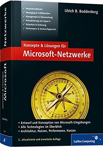 Konzepte und Lösungen für Microsoft-Netzwerke.Server 2008, .NET, Active Directory, SharePoint, Exchange, Hyper-V, SQL Server, System Center, Windows Mobile u.v.m.