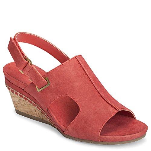 Aerosoles Women's Women's Sandal Shortcake Sandal Coral Coral Shortcake Aerosoles qwwgOBxf