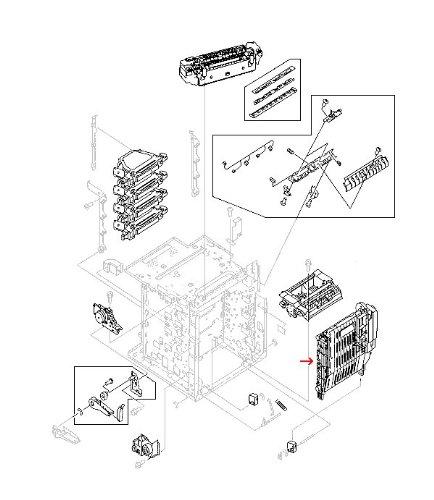 HP Color LaserJet 4600 Image Transfer Kit - Refurb - OEM# Q3675A, C9724A, RG5-7455-000CN, C9660-6900 - Hp 4600 Transfer Kit