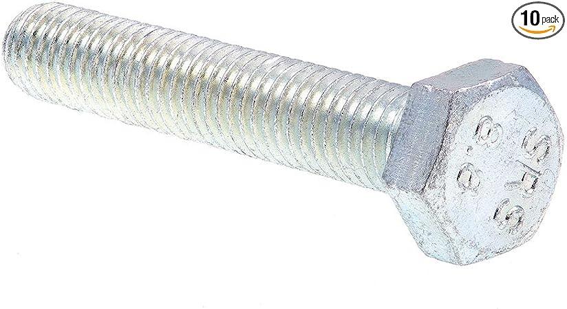Class 8.8 Metric M6-1.0 X 16MM 25-Pack Prime-Line 9109183 Hex Head Cap Screws Zinc Plated Steel