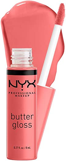 NYX PROFESSIONAL MAKEUP Butter Gloss – Creme Brulee