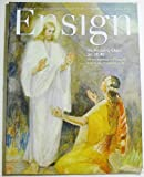 img - for Ensign Magazine, Volume 42 Number 4, April 2012 book / textbook / text book