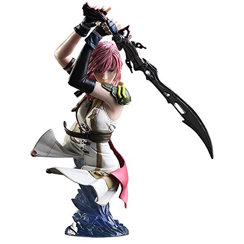 Figure Bust Final Fantasy XIII Lightning 17 cm