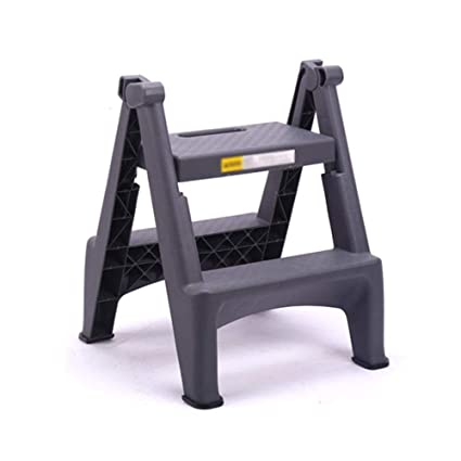 Terrific Amazon Com Asdad Ladder Stool 2 Step Curver Plastic Folding Ocoug Best Dining Table And Chair Ideas Images Ocougorg
