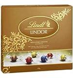 Lindt Lindor Assorted Chocolate Balls Gift Box, 150 g