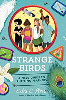 Book Cover: Strange Birds: A Field Guide to Ruffling Feathers