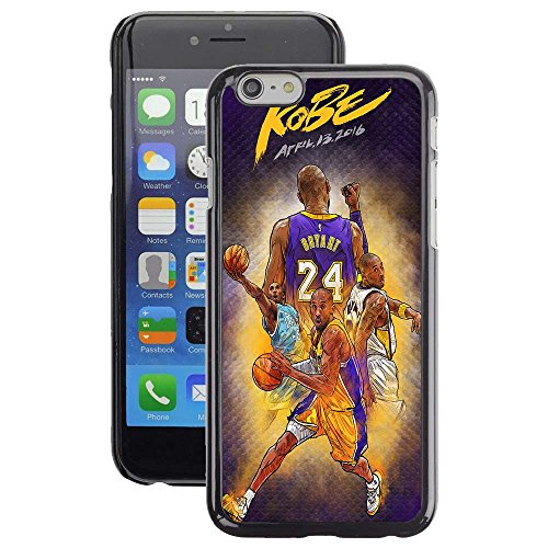 iPhone 5 Case, iPhone 5S Cover, iPhone SE Cases, LA Lakers Basketball Team Logo 16 Drop Protection Never Fade Anti Slip Scratchproof Black Hard Plastic - Gold Rose Champion