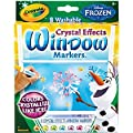 Crayola Frozen Crystal FX Window Markers | Educational Computers