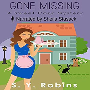 Gone Missing Audiobook