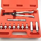 PMD Products Valve Stem Seal Remover Removal Pliers and Seal Install Installation Tool Set