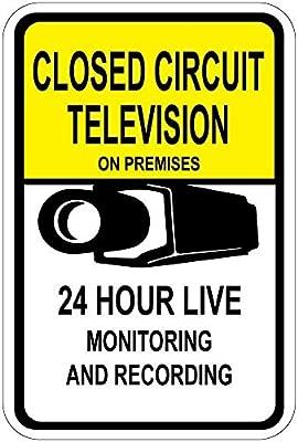 Circuito cerrado de televisión en locales 24 horas grabación ...