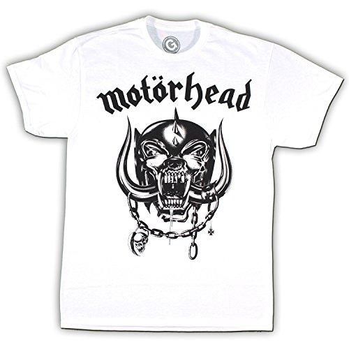 motorhead white - 3