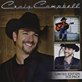 Craig Campbell / Never Regret : Double Pack