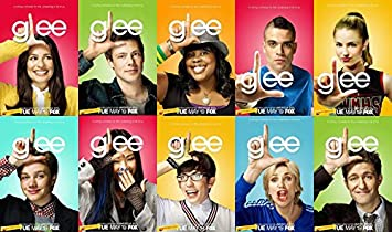 Amazon Com Xxw Artwork Glee Poster Will Schuester Sue
