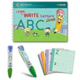 LeapFrog LeapReader Deluxe Writing Workbook: Learn To Write Letters With Mr. Pencil and LeapReader Read & Write System Green, Ages 4-8 Years, Interactive Learning System For Kids, Fun Activity Bundle