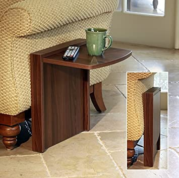 Amazon.com: tuc-away cuadros mesa auxiliar plegable, color ...