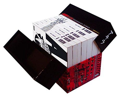 Akira Box Set Comic Manga Spanish Edition Otomo Katsuhiro 9788467908527 Amazon Com Books