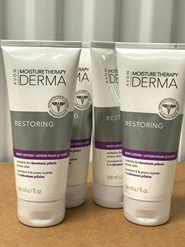 Therapy Avon Moisture Lotion (Moisture Therapy Derma Restoring Body Lotion lot 4 pcs)