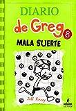 Diario de Greg 8 Mala suerte (Spanish Edition)