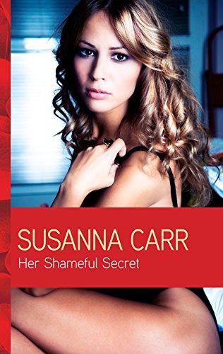book cover of Her Shameful Secret