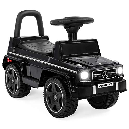 Best Choice Products Kids Luxury Mercedes G63 Convertible Fo