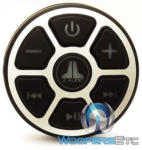 JL Audio MBT-CRX v2 Marine Boat ATV Bluetooth Controller Stream Music Receiver ()