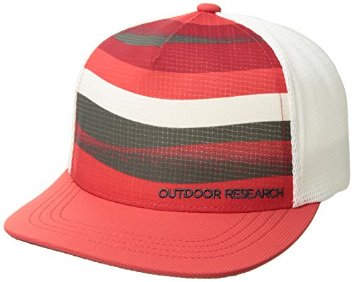Outdoor Research Performance Trucker Paddle Hat, Hot Sauce, 1size
