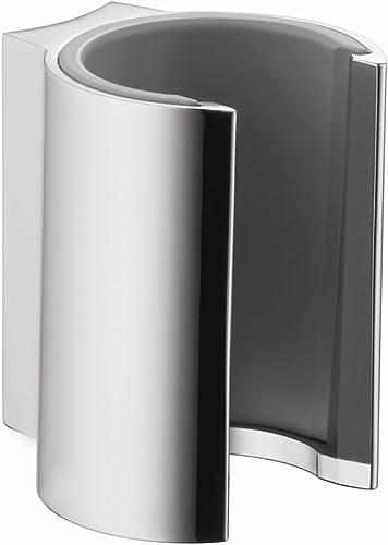 AXOR Starck Luxury Handheld Shower Head HolderModern in Chrome, 27515000