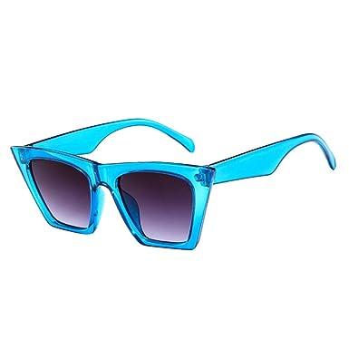 VECDY Gafas De Sol Moda Mujer Damas Gafas De Sol De Gran ...