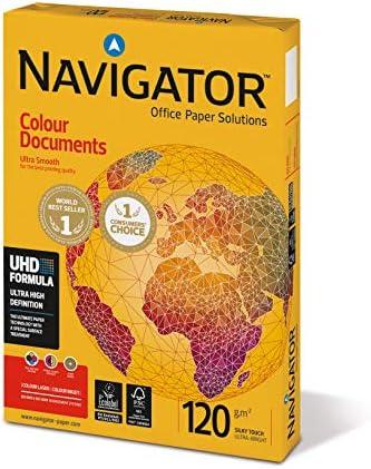 Navigator Colour Documents/COP120CA DIN A4 weiß 120 g/qm Inh.250