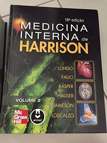 Medicina interna de Harrison 18° Edição Volume 2