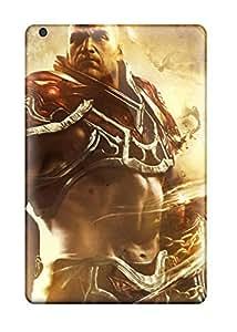 Tough Ipad EwkOEwU7564FnfWq Case Cover/ Case For Ipad Mini/mini 2(spartan Warrior God Of War Ascension)