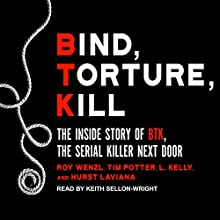 Bind, Torture, Kill: The Inside Story of BTK, the Serial Killer Next Door Audiobook by Roy Wenzl, Tim Potter, L. Kelly, Hurst Laviana Narrated by Keith Sellon-Wright
