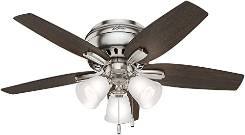 Hunter Fan Company 51079 Newsome Indoor Low Profile Ceiling Fan