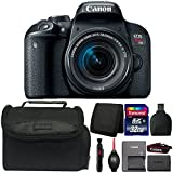 Canon EOS Rebel T7i 24.2MP DSLR Camera with 18-55mm Lens and Accessories