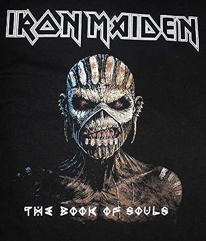 7c76bae0e2 Camiseta Iron Maiden Book Of Souls Camisa (banda Rock) Blusa:  Amazon.com.br: Amazon Moda