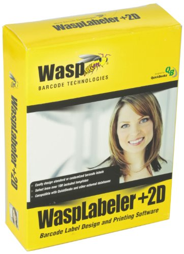 Wasp Tech Labeler +2D - complete package - 5 User License