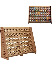 PLYDOLEX Wooden Paint Organizers (wall-mounted)