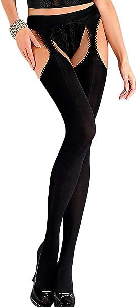 T-Band Pantyhose Women/'s 8 Denier Classic Sheer Tights Gabriella Exclusive
